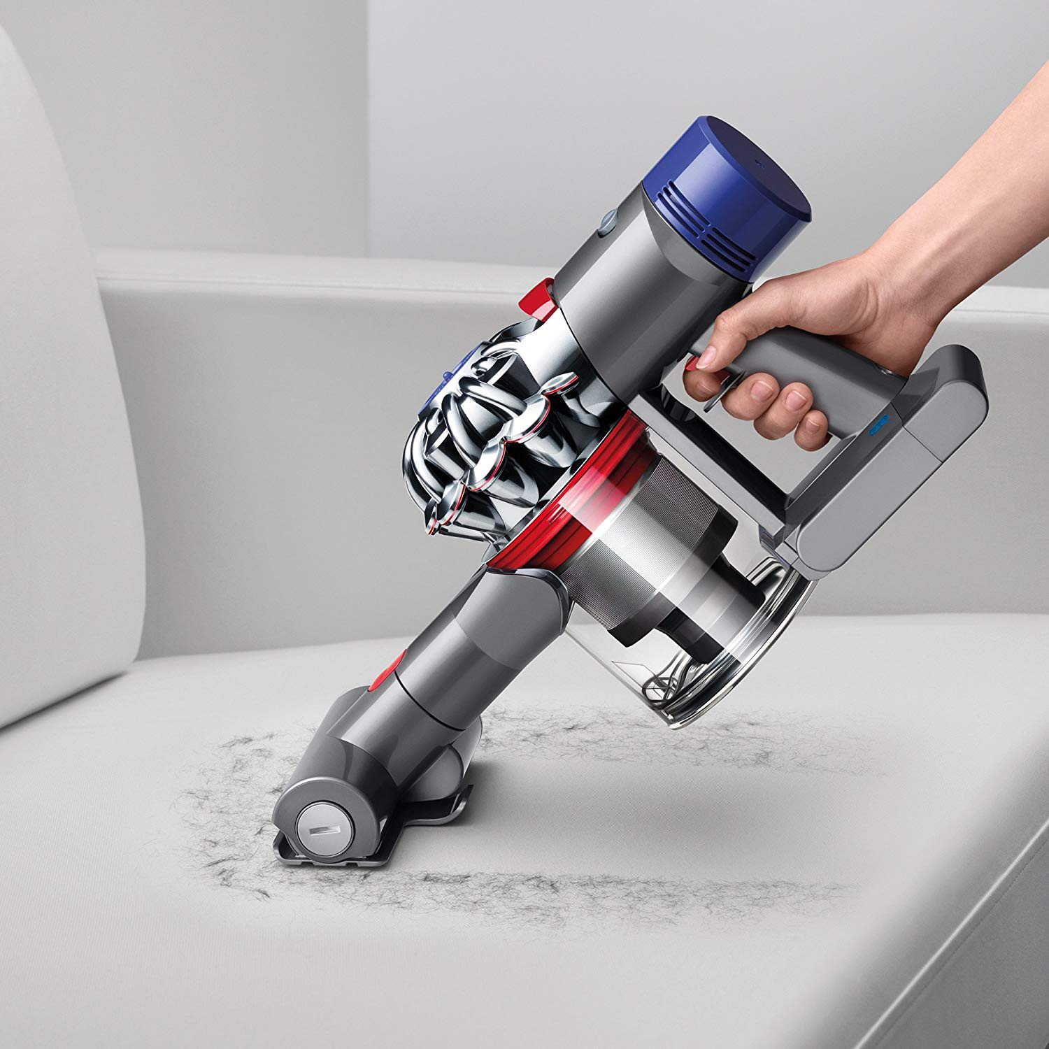 Best Cordless Vacuum for Pet Hair - Dyson V7 Animal