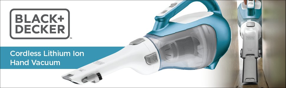 Best Dustbuster 4 - BLACK DECKER CHV1410L