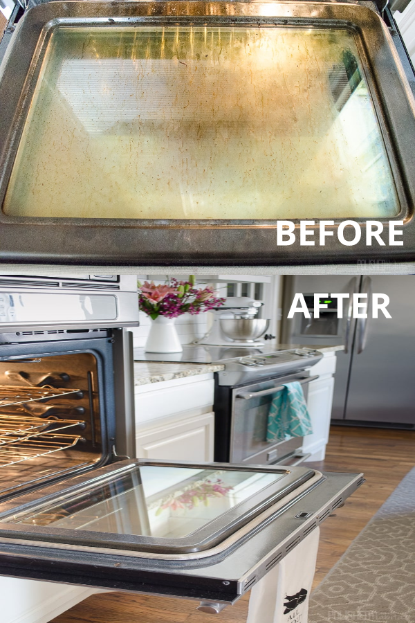 How to Clean Oven Glass - Cleaning Hacks Everyone Should Know