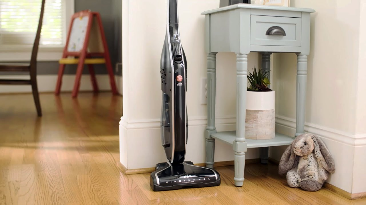 Hoover Air Linx Signature - Best Cordless Vacuum Cleaner for Pet Hair