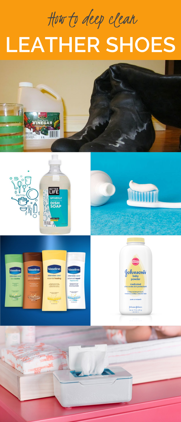 How to Clean Leather Shoes at Home 11 Methods