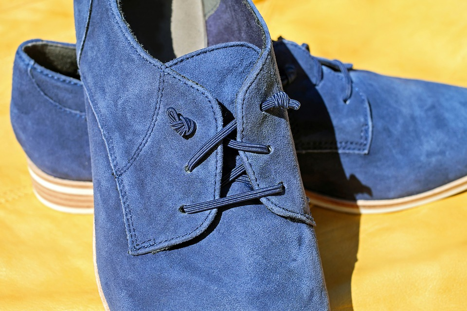 How to Clean Suede Leather Shoes