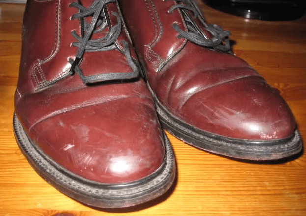 How to Remove Scuff Marks from Leather Shoes